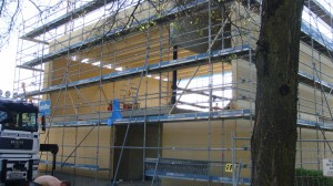 2009-01-01 Bau Probelokal