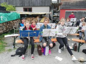 2019-06-06 Dämmerschoppen in Viktorsberg