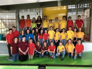 2019-04-17 Abschlusskonzert Bezirksjungbläserseminar
