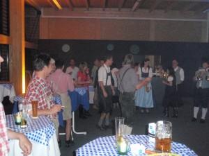 """2009-09-25 Oktoberfest """"Montfort Werbung"""""""